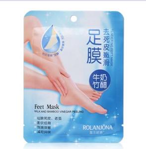 Super Exfoliant Chaussettes Masque pied pour Pédicure Exfoliant Chaussettes Soins des pieds pour Dead Remover peau Nouveau