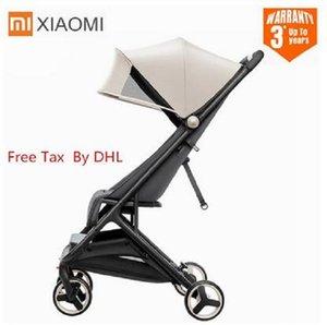 2020 New Xiaomi Mitu bébé poussette légère bébé pour enfant pliant landaus landaus pour enfants Portable Chariot pour Voyage