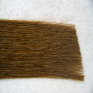Pure Color Tape In Extensions Human Hair PU Tape Seamless Skin Weft 10-34 Inchs 9A Unprocessed Hair Extensions