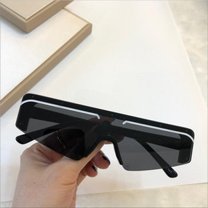 lunettes de soleil pour hommes lunettes de soleil pour femmes soleil hommes lunettes femmes lunettes designer hommes hommes lunettes de soleil oculos de BA0003 avec la boîte