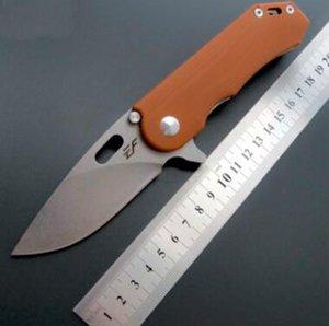 eafengrow EF32 D2 lâmina G10 alça Tactical Caça faca dobrável ferramentas multi bolso Survival xmas faca presente
