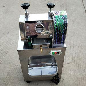 2020 Nueva máquina exprimidor pequeña caña de Hogares Comercial jugo de la caña de azúcar manual de la prensa de la máquina de hacer a la venta