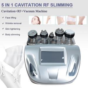 الجملة بالموجات فوق الصوتية للحد من الدهون ليبو تردد الجلد ضئيلة آلة التجويف الراديو RF تشديد آلة الشحن مجانا