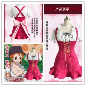 ONEPIECE ONE PIECE OP Nami Lovely and sweet dress cosplay costume