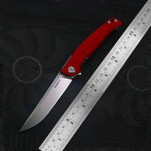 Руны жира дракон оригинальный дизайн nimo складные ножи 9cr18mov лезвие G10 ручка филппер охота рыбалка нож бесплатная доставка оптом