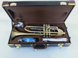 Nuovo Bach Tromba originale B Flat tromba LT197GS-77 strumento musicale di tipo pesante doratura Tromba riproduzione di musica