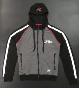 Motorcycle riding sweater racing suit Isle of Man tt roundabout highway racing sweater jacket car fan hoodie