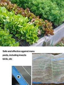 Anti-Bird Schuppen Net 1.5 * 6M Anti-Vogel-Silber-Draht Edging Mosquito Orchard Pflanzgemüsegarten Horticultural Andere Garden Supplies