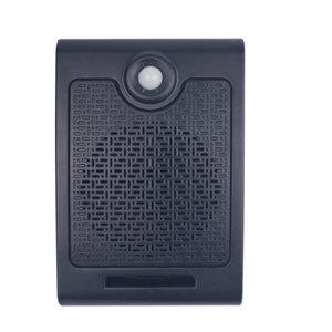 Waytronic Wall Mount PIR sensore di movimento Big Power Audio Speaker for Public Place, Promemoria Cantiere di costruzione, Superma