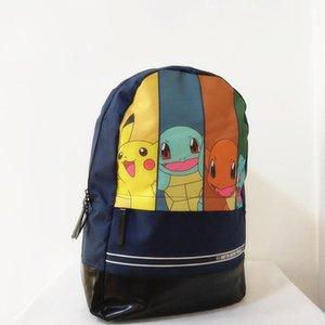 Tasarımcı-lüks sırt çantası toptan sıcak yeni varış Lise öğrencileri okul çantaları büyük kapasiteli taşınabilir moda çanta Cartoon ins desen 9.