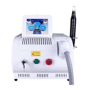 США налогом Высокое качество 1064 532nm Q Switched Nd YAG лазер удаления татуировки машины пигментные пятна Веснушки Пигментные Removel оборудование для салонов красоты