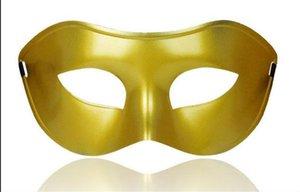 Masquerade 50pcs Half Classic Women men Venetian Face Mask For Party Costume Ball 4 Colors, Free Shipping Send