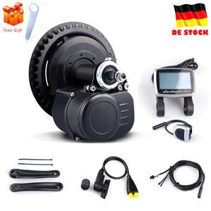 Allemagne STOCK Tongsheng TSDZ2 36V 250W capteur de couple DIY eBike entraînement mi Manivelle Moteur Kit Vélo électrique moteur Kit de conversion
