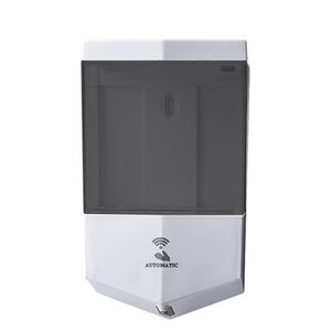 Capteur 650ml Savon Distributeur automatique Distributeurs de savon liquide en plastique Distributeur portable activé par le mouvement mural Distributeur IIA50
