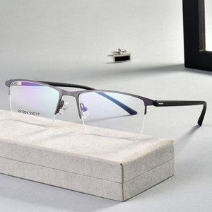 Glasses Frame Men Myopia Eye Glass Prescription Eyeglasses 2019 Korean Optical Frames Eyewear TR90 Titanium Alloy T200428