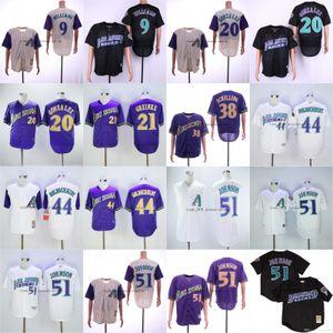 Arizona 51 Randy Johnson Diamondbacks 20 Luis Gonzalez 44 Paul Goldschmidt 38 Curt Schilling 9 Matt Williams Cheap Baseball Size M-3XL