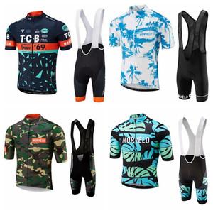 Morvelo custom made Bisiklet Kısa Kollu jersey önlüğü şort setleri Kısa Kollu Önlüğü Şort Rahat Nefes açık Jersey Seti S7339