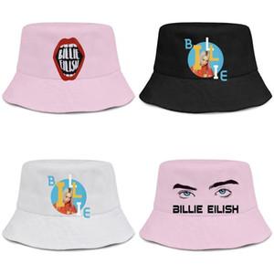 Билли Eilish мужские и женские buckethat стили Великобритании ведро baseballcap хоронить друзей