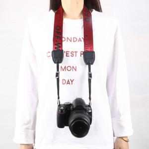التصوير الفوتوغرافي كاميرا الكتف حزام واحد معلق من الجلود حبل متعدد الألوان المفاتيح بالذهب الأبيض مشبك الزخرفية مجانا XD22688 الشحن