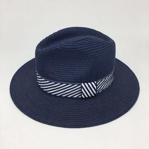 sombrero de ala del sombrero de los hombres sombreros de verano con el sol grandes aleros playa de turismo en línea sombrero plano del pescador de la moda el sombreado de punto para la venta