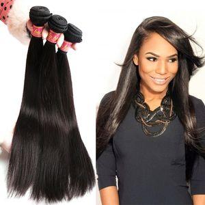 بيلا Hair® مصنع بالجملة البرازيلي الشعر حريري مستقيم الهندية حزم الشعر الماليزي بيرو العذراء الشعر 8-34inch شحن مجاني