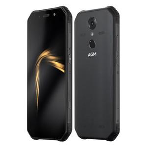 """AGM A9 5,99"""" Eldiven Dokunmatik Ekran Cep Telefonu Octa Çekirdek NFC IP68 su geçirmez Sağlam Akıllı Telefon"""
