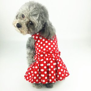 Small Dogs Dresses Lace Wedding Princess Skirt Cute Fashion For Pets Party Dress Tutu Cats Dogs Clothes Spring abiti per cani