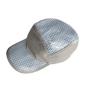 1 pièce Hydro Arctic Cooling Refroidissement Protection UV Chapeau de soleil de refroidissement Cap pour les hommes femmes