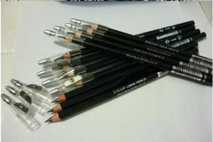 Frete Grátis Maquiagem Lápis de Sobrancelha com Sharpenerye / Lip Liner E Lápis Preto e Brown 24pcs