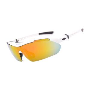 Polarized Cycling Glasses Anti-wind Sunglasses Sport Bicycle Glasses MTB Bike Goggles Eyewear