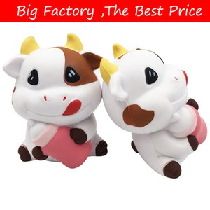 Squishy PU Ty Beanie Boos brinquedos squishy Squishy de rebote lento Simulação Funny Gadget Vent Big Eyes Animals toy