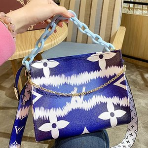 Classic Cloud Retro Contrast Color Handbags Name Shopping Bags Shoulder Crossbody Bags Style Canvas Crossbody Purse Messenger Handbag Type6