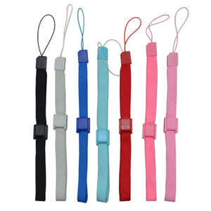 djustable Wrist Strap Hand Strap Lanyard For Wii WiiU remote controller PS3 move PSV 3DS Console