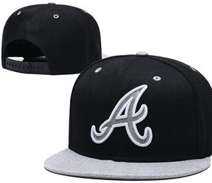 2019 Braves snapback chapeaux chapeau Hommes Snapback Nouveau Logo A été Snapback Cap Sports Caps gros 02