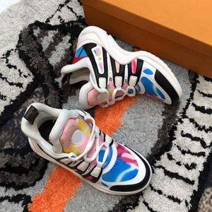 Black Mens Womens designer shoes Beautiful Platform Casual vintage Sneakers Luxury Designers Arch Shoes Colors Dress Tennis Shoes Boots W4V