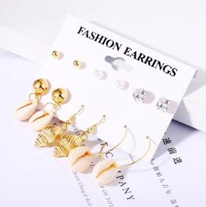 Famous designer zircon earrings wholesale Zirconia steel screw with drill earrings earrings for women gift Factory price