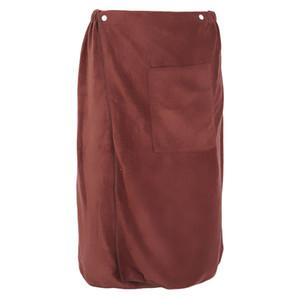 Hombres de lujo SPA Ducha de baño Abrigo Toalla Portátil Falda de baño Manta de microfibra Natación Toalla de playa Viajes Deportes Gimnasio Juego de toallas para hombre