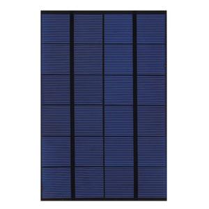 DIY 테스트를위한 SW4206 4.2W 6V Monocrystalline 실리콘 PET 태양 전지 셀