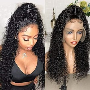 DIVA 360 Lace Frontal Wigs 180% Denisty for Black Women Brazilian Virgin Hair Pre Plucked 360 Lace Wigs with Baby Hair