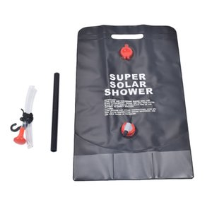 10L Pvc Portable Outdoor Camping Shower Hiking Hydration Water Bag Water Tank