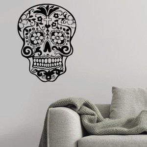 20190621 Esqueleto Halloween Secret Room Escape da loja de decoração da janela no Market Cinema