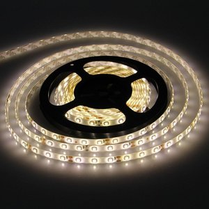5m impermeabile 16 .4ft 3528 SMD 600leds ha condotto la luce di striscia flessibile per la decorazione domestica Holidays partito Led Light Tape