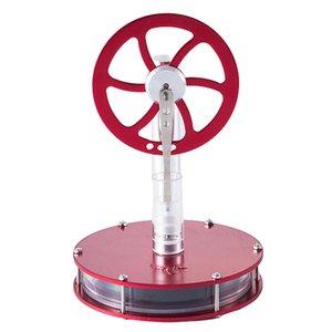 Basse température Flywheel moteur Stirling moteur à vapeur de chaleur Modèle Jouets éducatifs