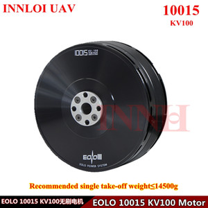 INNLOI UAV DIY 10015 KV100 Drone Blushless Motor and Accessories for Agricultural Spraying Drones and industrial application multirotor