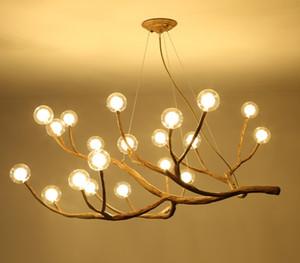 Нордический лампы светодиодные подвесные светильники Смолаы утюг стеклянный пузырь промышленной ресторан спальня подвесной лофт светильник конструктор LLFA