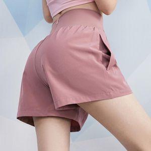 BINAND Mesh Zipper Sports Shorts Pocket Fitness Short Double Layer Yoga Shorts Running Gym Short Quick Dry Workout