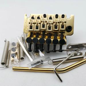 parafuso liga Ponte guitarra Ponte da guitarra elétrica Locking Tremolo sistema com Titanium