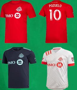 2020 Toronto FC de fútbol de los jerseys 20 21 ALTIDORE BRADLEY Giovinco OSORIO MORGAN camisas Tops MLS CONFERENCIA Jersey para hombre Aire libre Fútbol