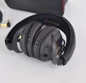 سماعات Hight Quality Marshall من سماعات MAJOR I / II / III / MID / ANC / MONITOR / MODE / EQ اللاسلكية Bluetooth على الأذن سماعات STOCKWEL