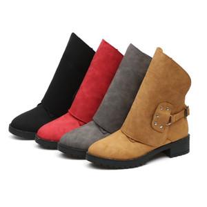 Горячая распродажа-стиль кожаные женские сапоги плоские пинетки мягкие женские туфли передняя молния ботильоны mujer
